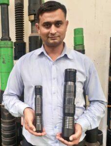 Wellcare Manufactured smallest Bridge Plug & Cement Retainer in the World 1